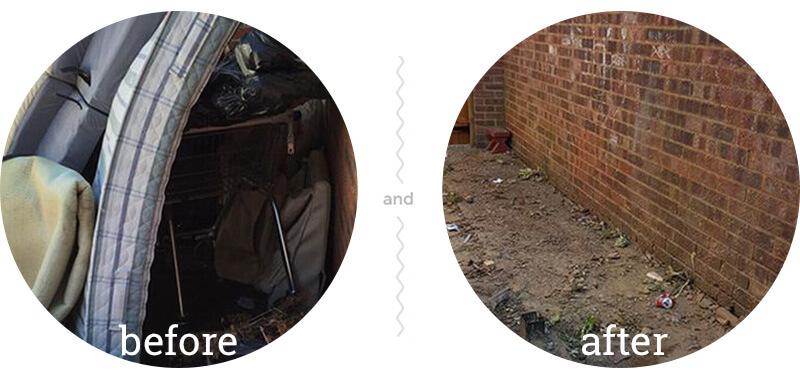 EN5 furniture disposal Barnet