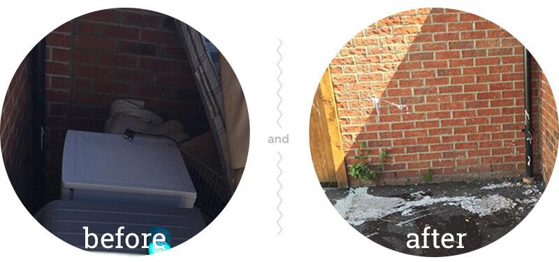 HA5 furniture disposal Hatch End