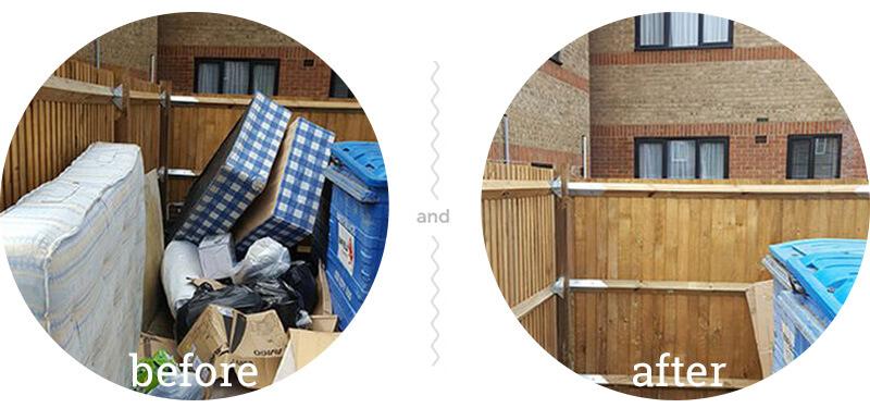 HA5 furniture disposal Pinner