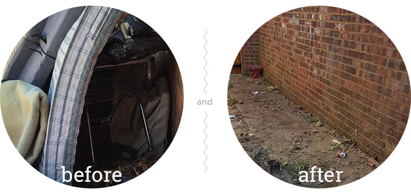 NW6 furniture disposal Queen's Park