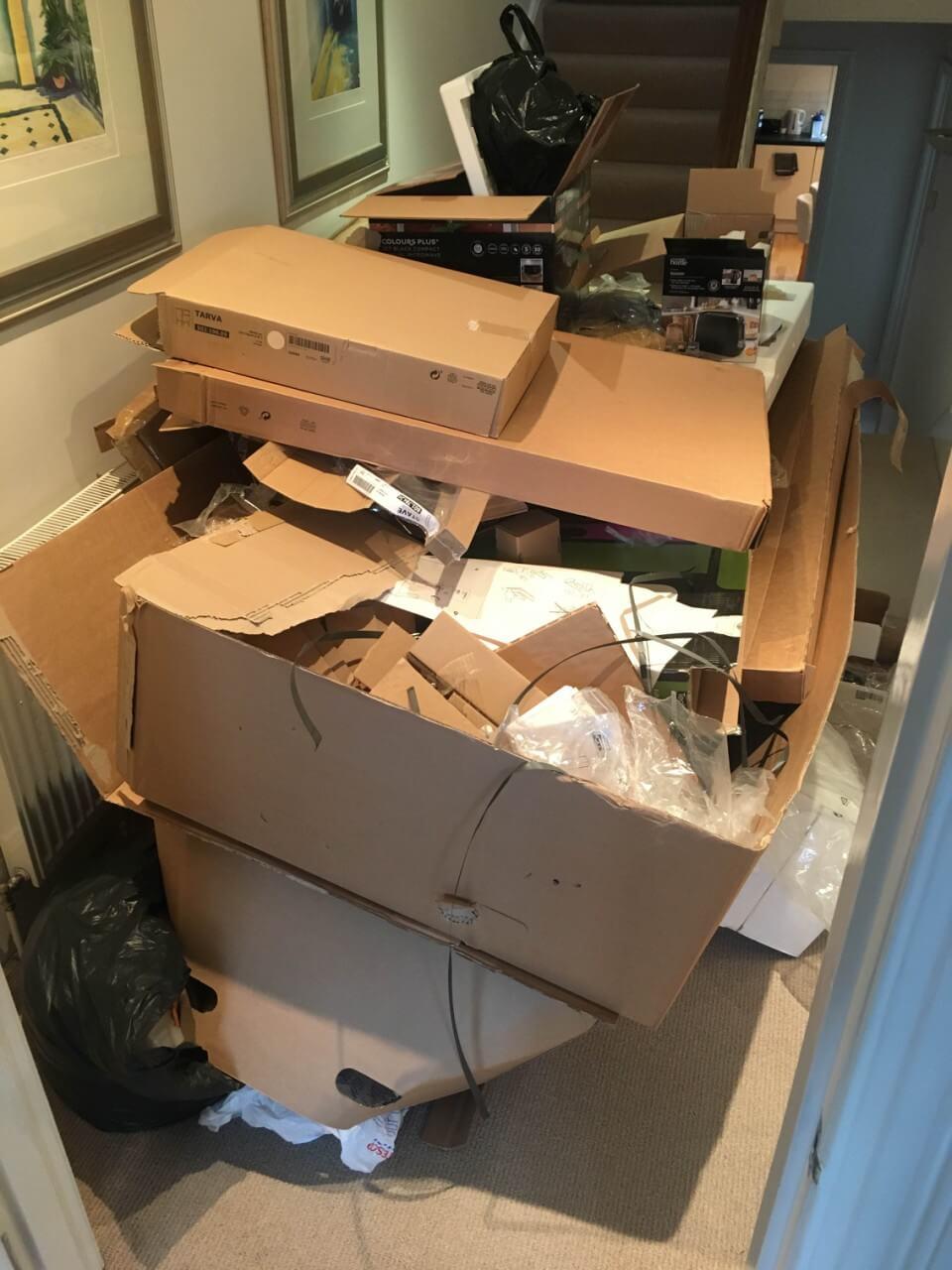 Acton Rubbish Collectors W3