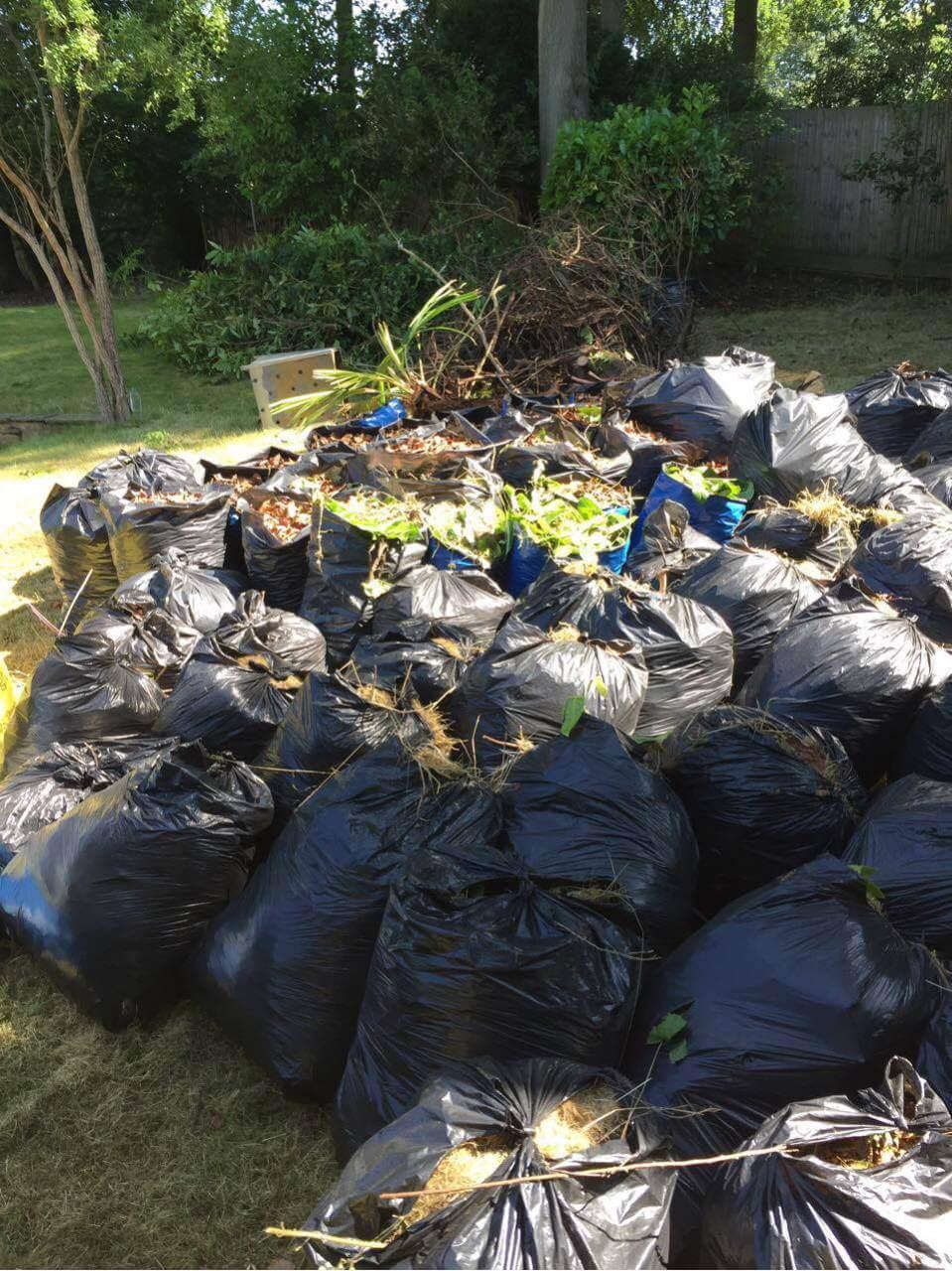 Rubbish Disposal Service Acton