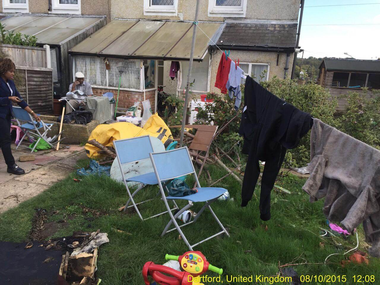 Anerley House Rubbish Recycling SE20