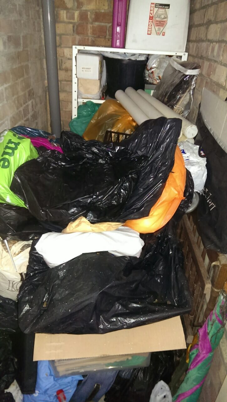 Barbican Rubbish Collectors EC2