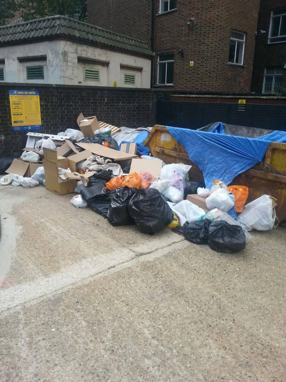 Beddington  Rubbish Collectors CR0