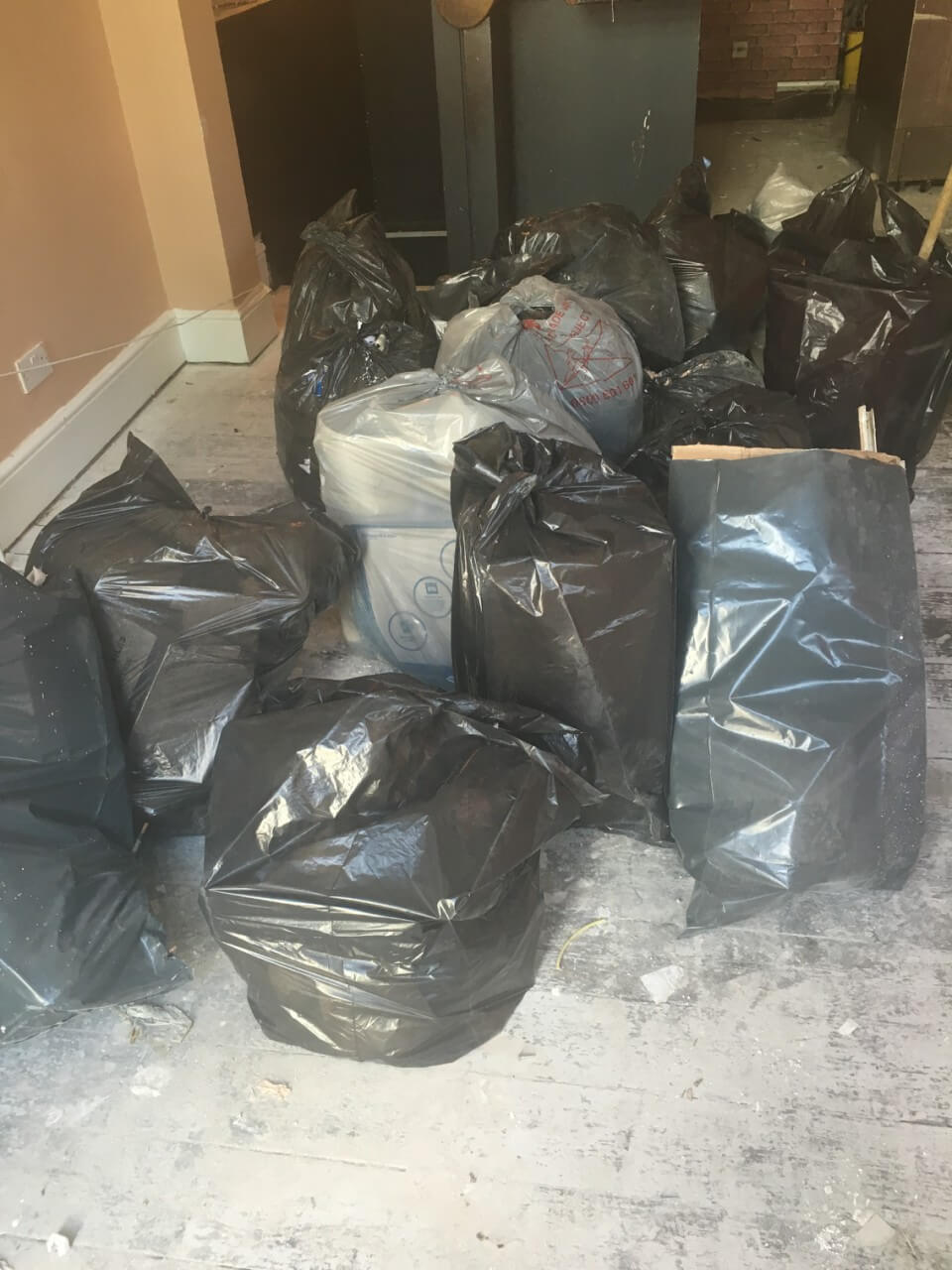 Chelsea House Rubbish Recycling SW10