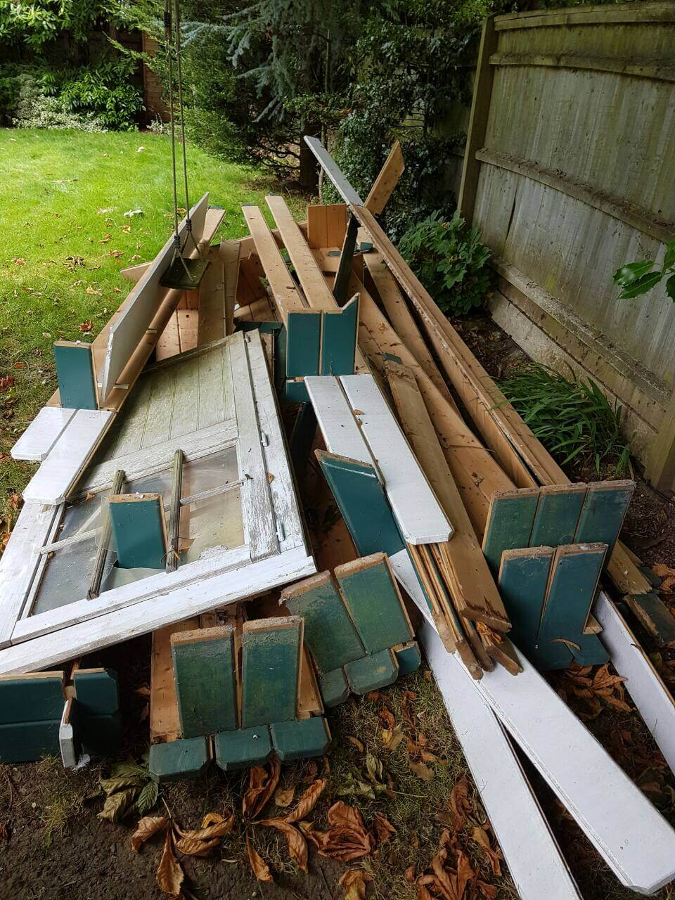 disposal of old furniture Dulwich