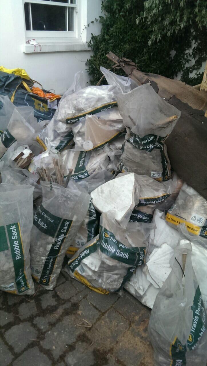 Harold Wood Rubbish Collectors RM3