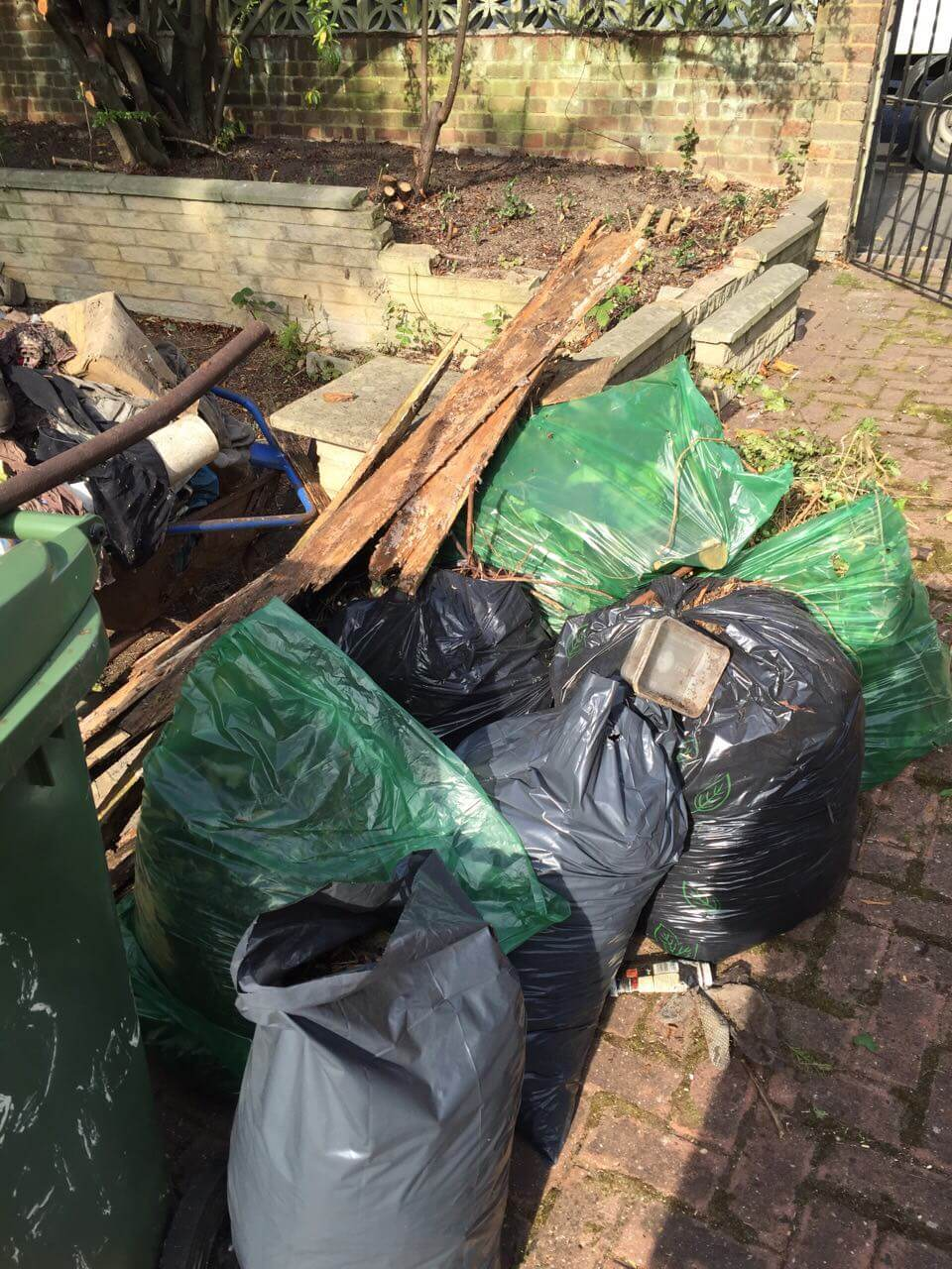House Junk Disposal Holland Park House Waste Collection
