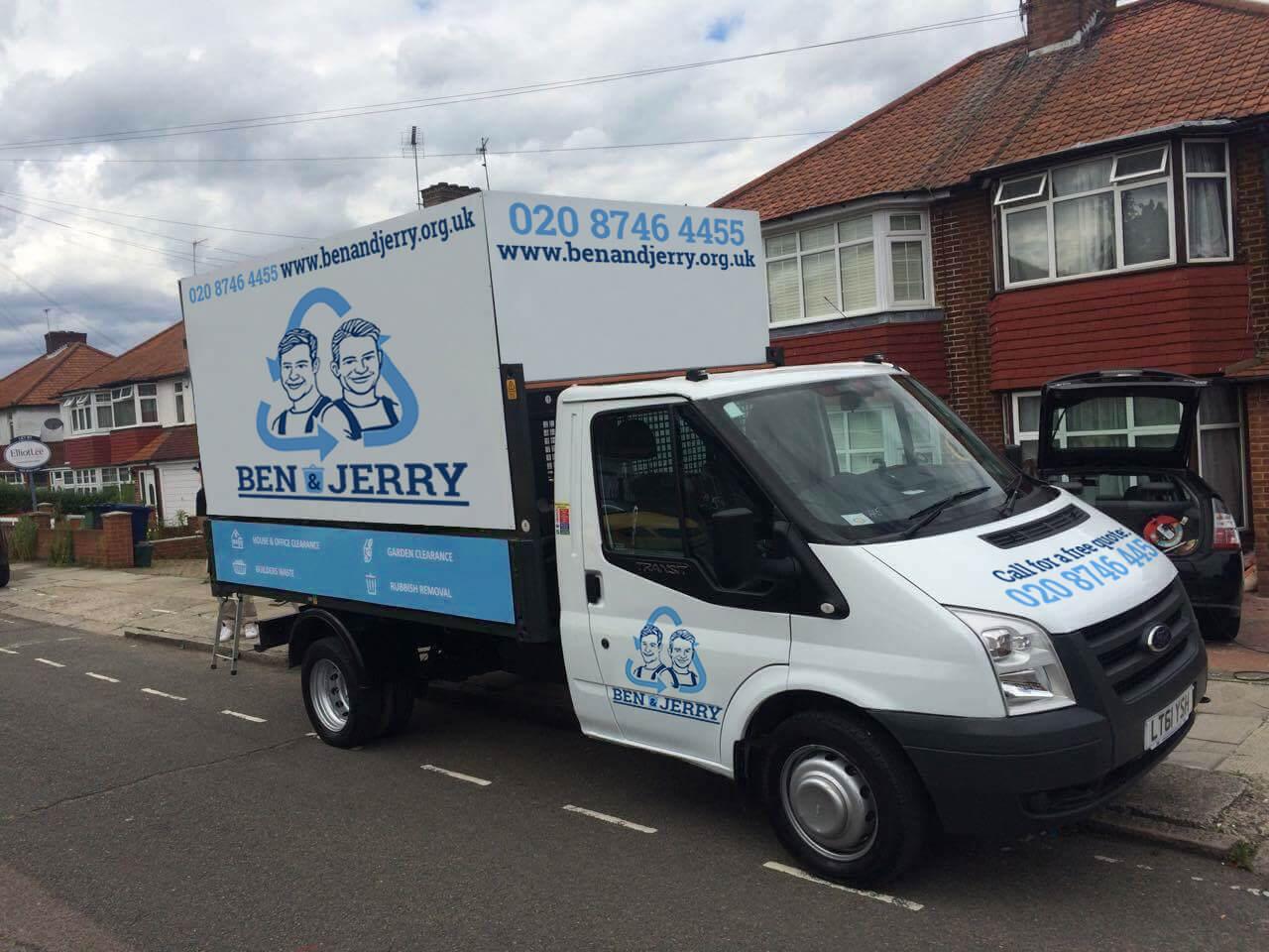 Junk Recycling Marylebone