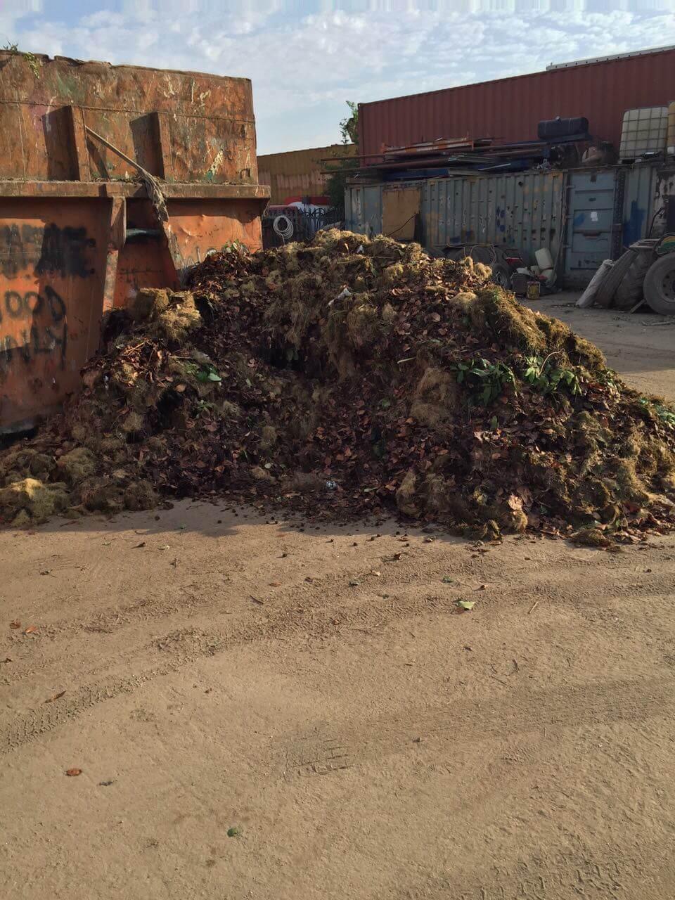 New Barnet House Rubbish Recycling EN5