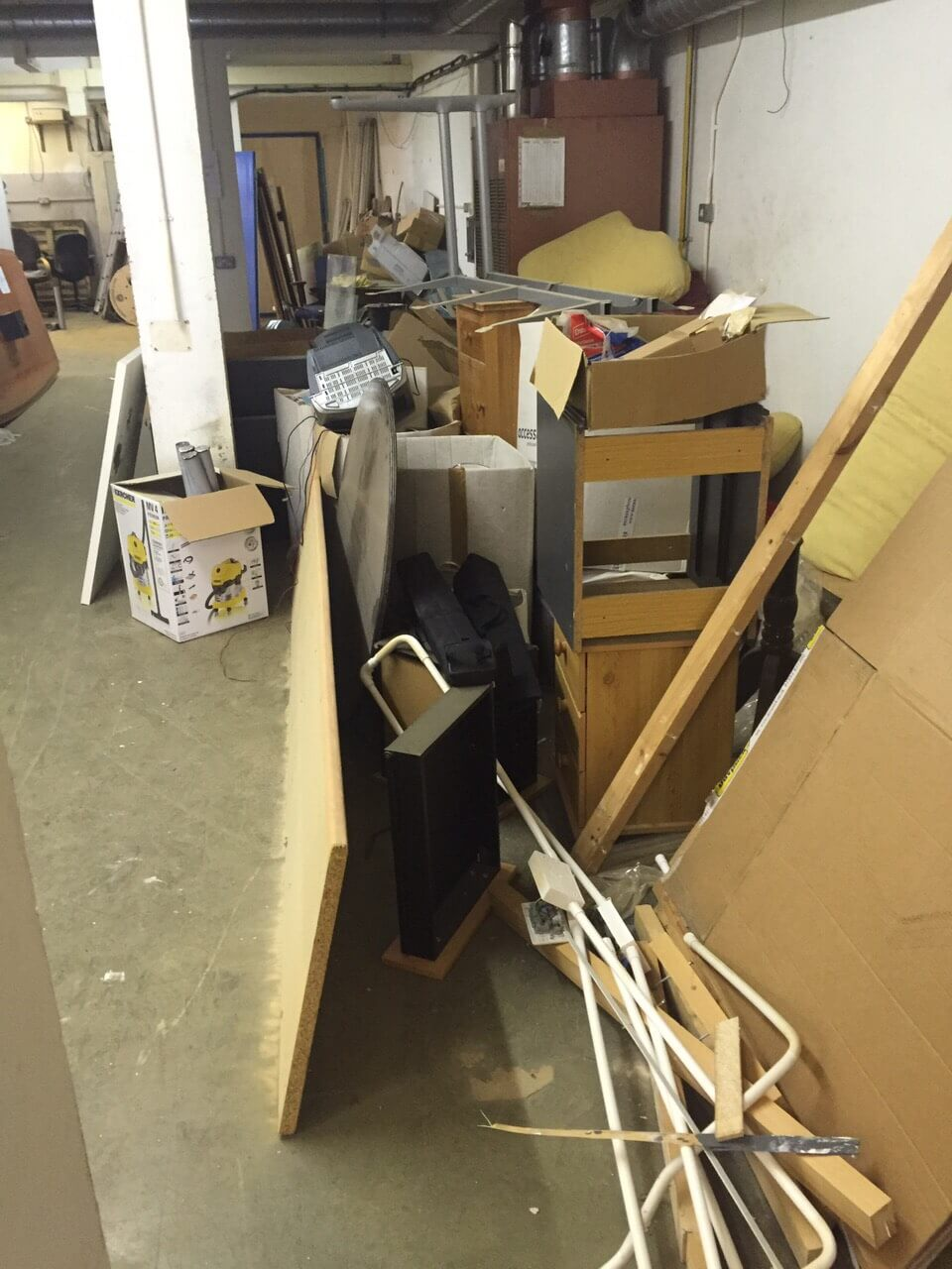 Parsons Green Junk Clearance