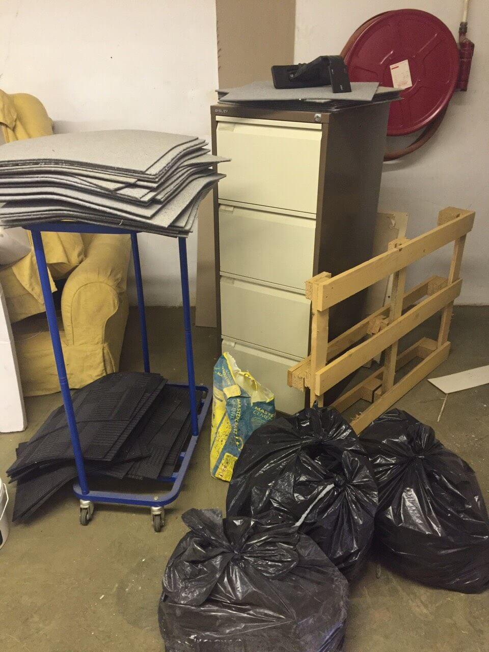 Waste Removal Service Pimlico