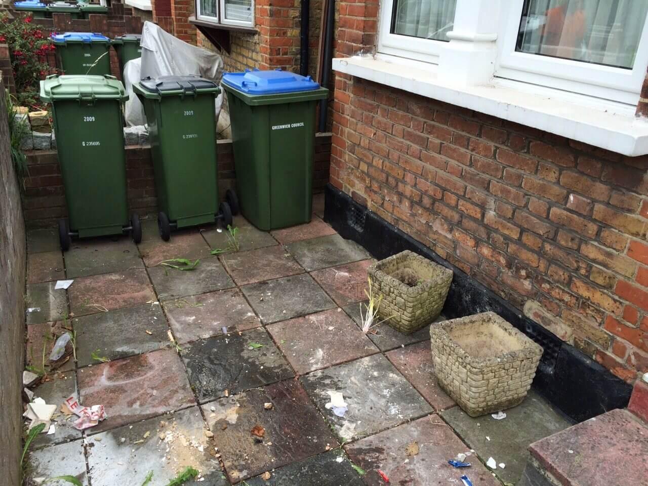 Soho House Rubbish Recycling W1